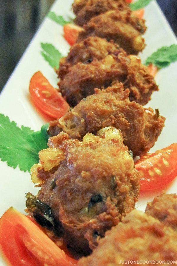 Asian Meatball Karaage | Easy Japanese Recipes at JustOneCookbook.com