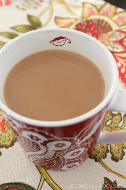 Chai (Indian Tea) Recipe | JustOneCookbook.com