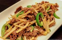 Chinese Pepper Steak チンジャオロース