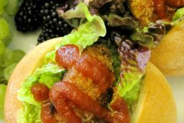 Menchi Katsu Sandwich | JustOneCookbook.com