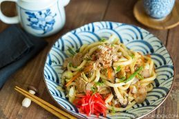 Yaki Udon | Easy Japanese Recipes at JustOneCookbook.com