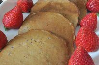 Red Bean Pancake 小豆のホットケーキ