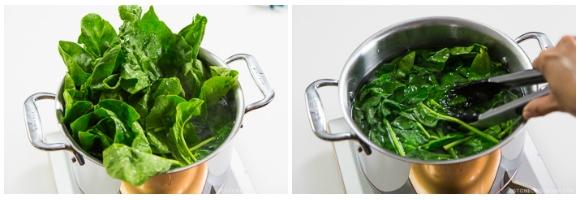 Spinach Gomaae 3
