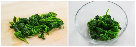 Spinach Gomaae 5