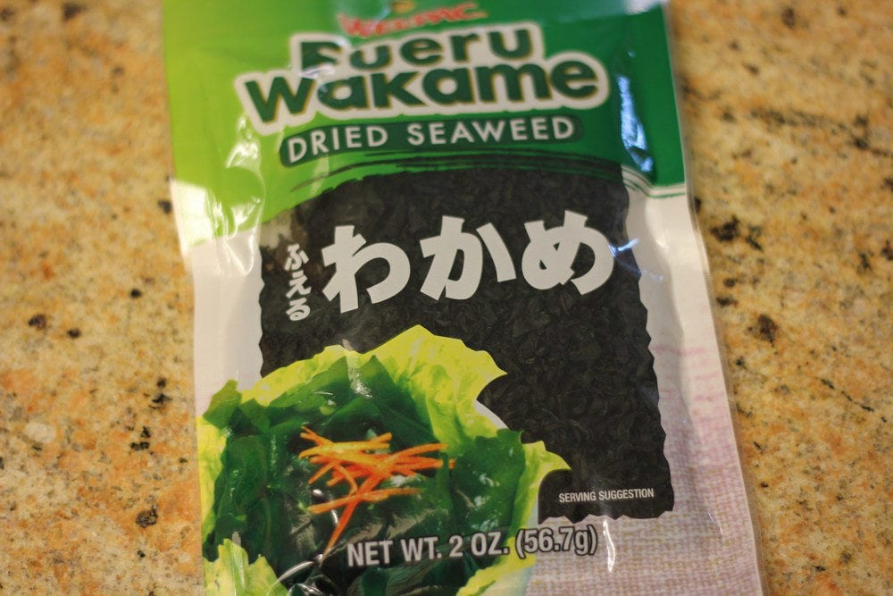 Wakame-Dried-Seaweed • Just One Cookbook