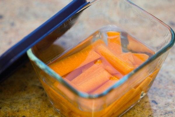 Baby Carrot Beef Rolls 2