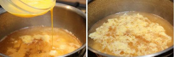Egg Flower Soup 3