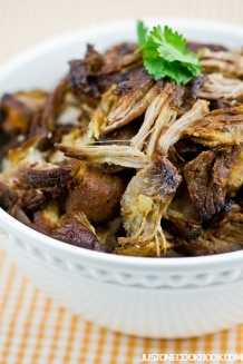 Braised Carnitas | JustOneCookbook.com