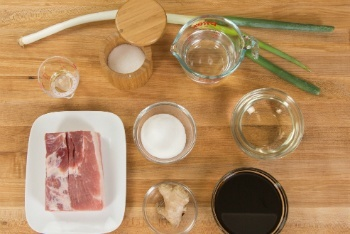 Chashu Ingredients