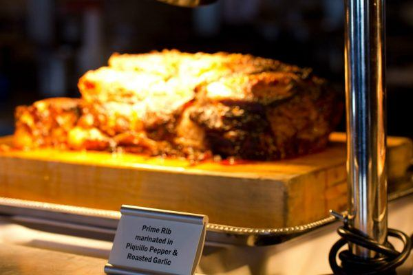 Prime Rib at Navio Brunch