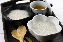 Taro Tapioca Dessert Soup II