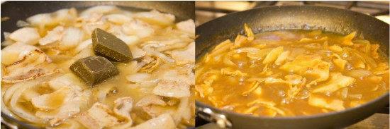 Pork Curry Donburi 4