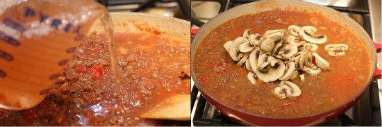 Spaghetti Meat Sauce 7