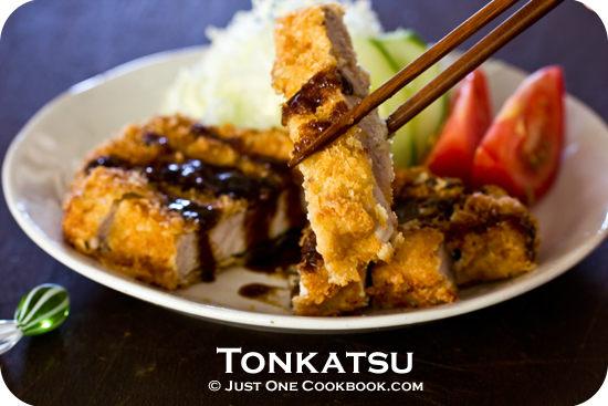 Tonkatsu | JustOneCookbook.com