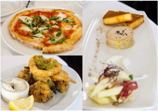 cetrella restaurant appetizer