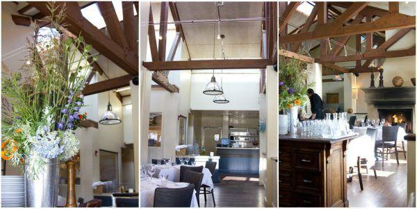 cetrella restaurant interior