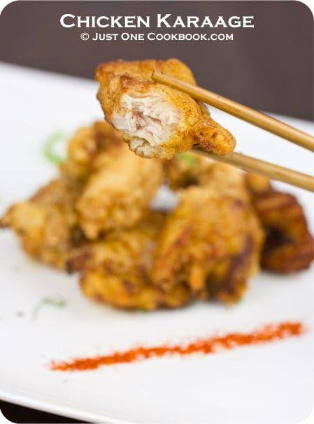 Chicken Karaage III