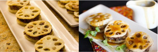 Fried Lotus Root with Pork 9