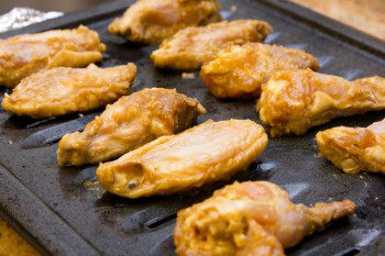 Garlic Miso Chicken Wings 5