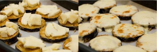 Eggplant Parmesan with Meat Sauce 7