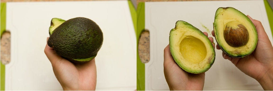 How To Cut Avocado 2