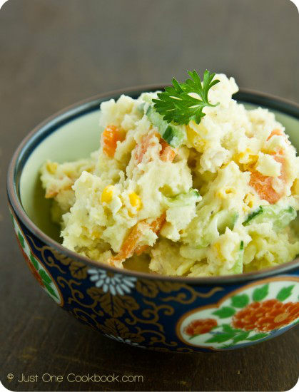 Japanese Potato Salad II