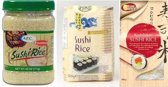 Sushi Rice Package