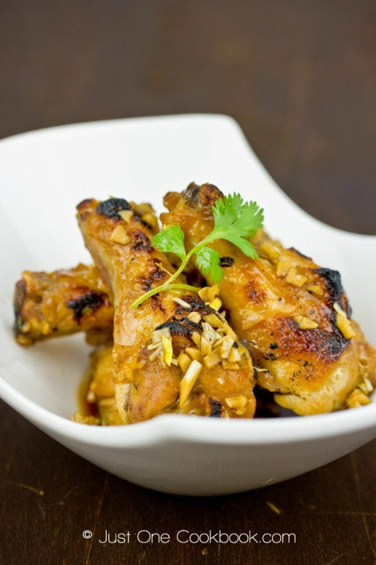 Momofuku Chicken Wings II