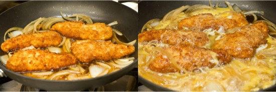 Chicken Katsu Don 5