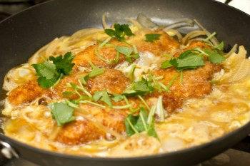 Chicken Katsu Don 6