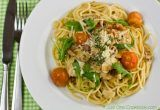 Chicken Scallopini with Lemon Butter Pasta | JustOneCookbook.com
