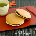 Dorayaki (Japanese Red Bean Pancake) どら焼き