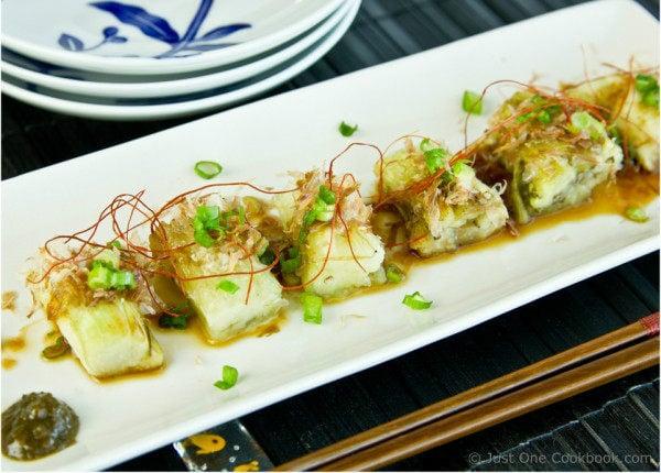 Japanese Grilled Eggplant (Yaki Nasu) Recipe | JustOneCookbook.com