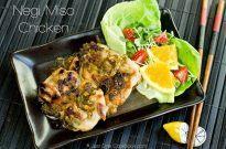 Negi Miso Chicken   Easy Japanese Recipes at JustOneCookbook.com