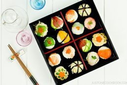 Temari Sushi | Easy Japanese Recipes at JustOneCookbook.com