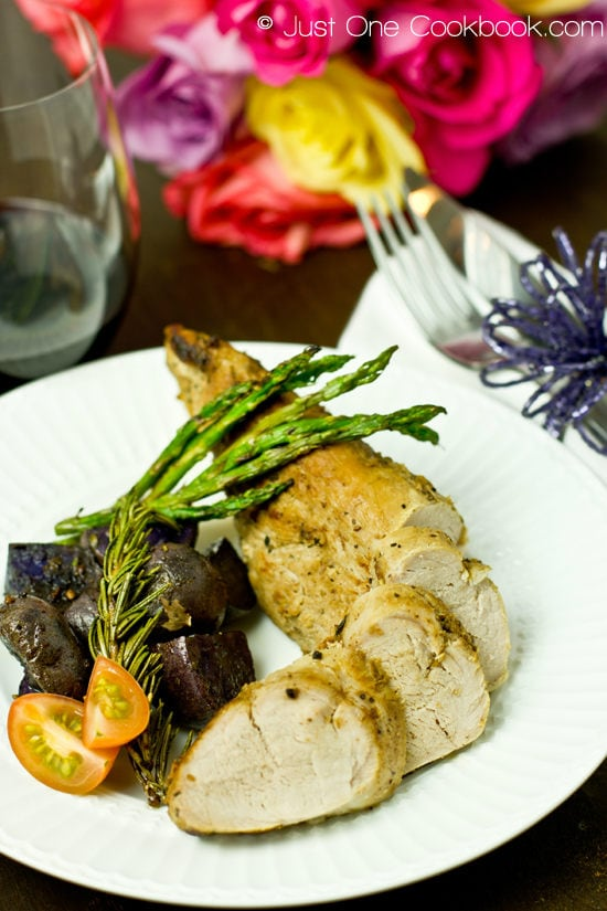 Thomas Keller's Brined Pork Tenderloin II