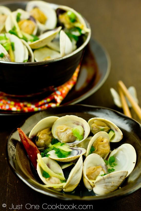 Japanese Clams II
