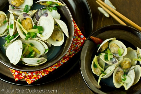 Japanese Clams III