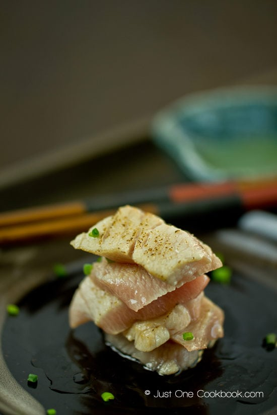 Seared Tuna III