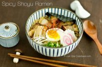Spicy Shoyu Ramen | Easy Japanese Recipes at JustOneCookbook.com
