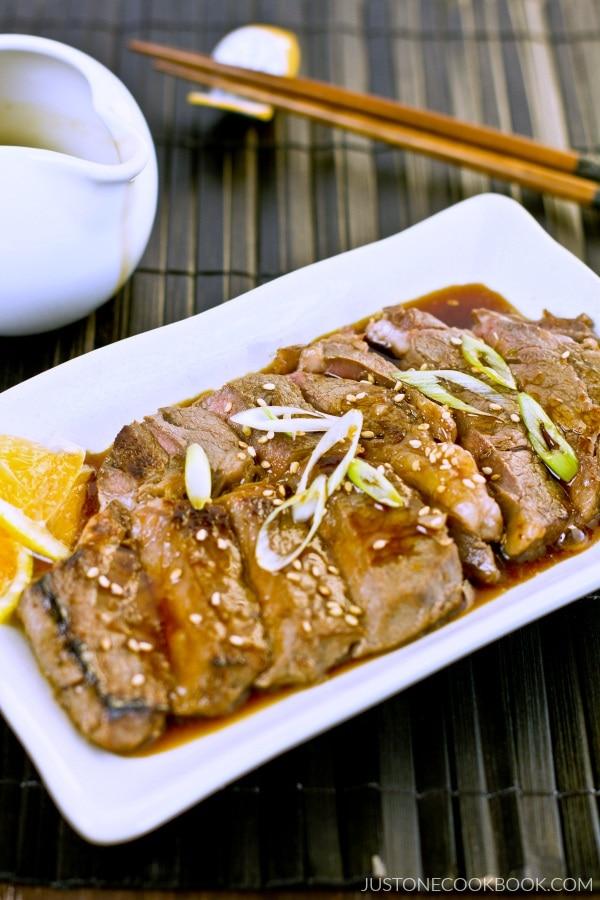 Beef Teriyaki   Easy Japanese Recipes at JustOneCookbook.com
