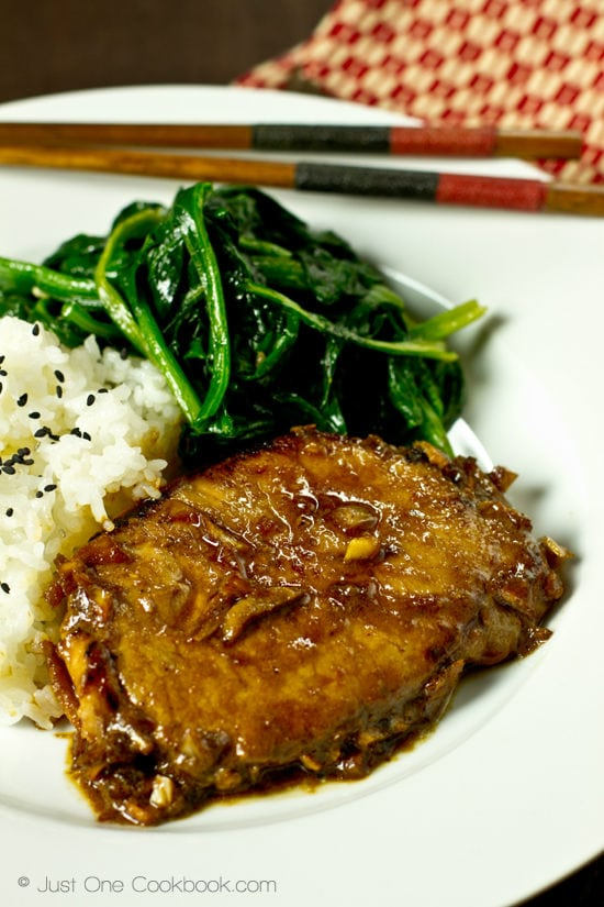 Asian Pork Chop II