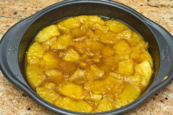 Pineapple Upside Down Cake 10