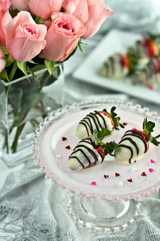 Chocolate Covered Strawberries II