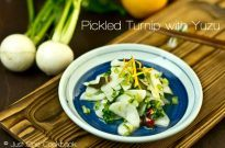 Pickled Turnip with Yuzu | Easy Japanese Recipes at JustOneCookbook.com