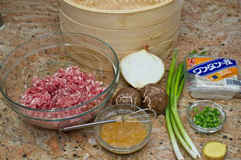 Shumai Ingredients
