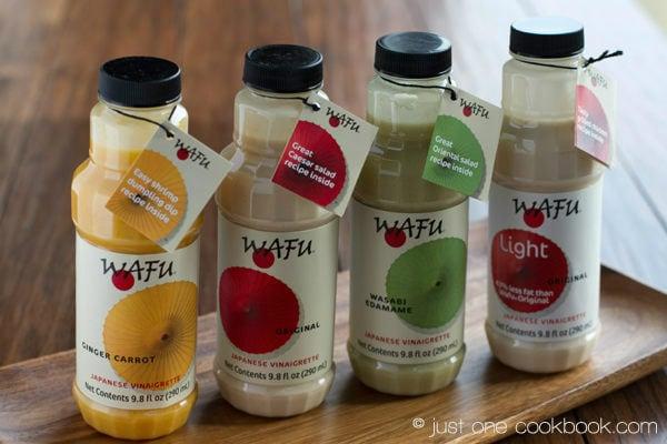 WAFU Japanese Vinaigrette