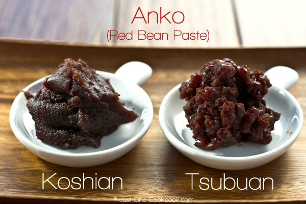 red bean paste recipe for mochi chicken