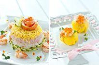 Chirashi Sushi Cake IIII