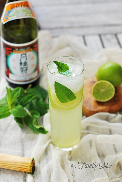 Sake Mojito II